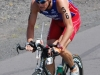 Potts made his Ironman debut this year in Kona