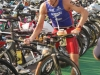 Potts swam, biked and ran to a 7th place finish