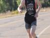 Dan MacKenzie runs to victory in the men\'s race