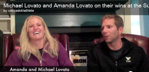 Video: Amanda Lovato and Michael Lovato Talk about their Recent