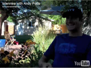 Interview with Andy Potts