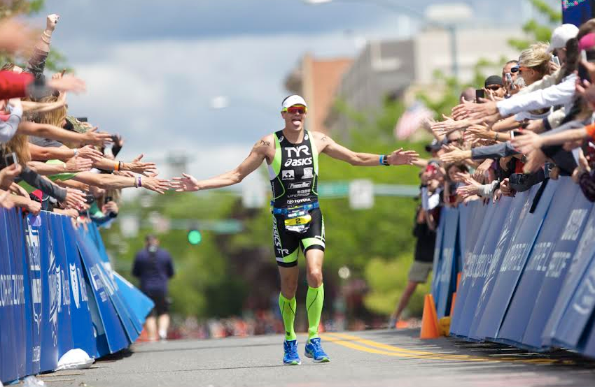 Andy Potts wins 2014 Ironman Coeur d'Alene