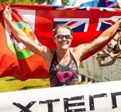 Flora Duffy wins XTERRA World Championship