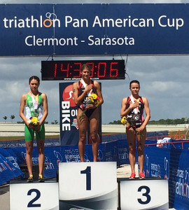 Colorado's Summer Cook Wins Sarasota CAMTRI American Cup, Eli Hemming Second on Men's Side
