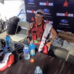 Mack wins Ironman Canada