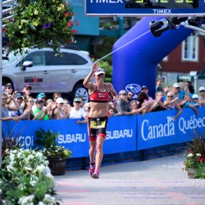 Liz Blatchford finishes second at Mont-Tremblant