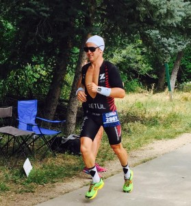 O'Gorman at Ironman Boulder (photo T.R. Maloney)