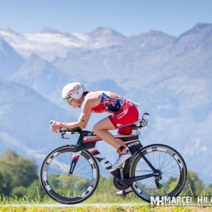 Butterfield at 70.3 Worlds in Austria (photo by MH Sports Photography)