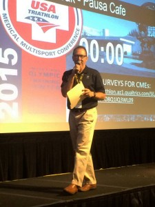 USAT Holds Second Annual Medical Multisport Conference