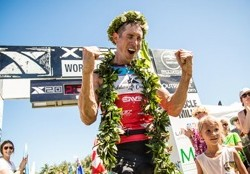 Josiah Middaugh, XTERRA World Champion (photo by XTERRA)
