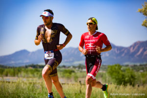 Ironman 70.3 Boulder Brings Out the Best