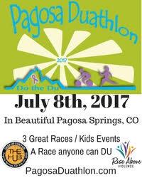 Pagosa Springs Duathlon 2017