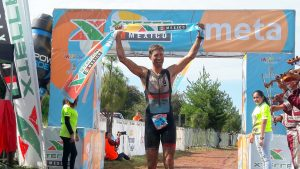 Middaugh wins in Mexico (photo by XTERRA)
