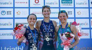 Summer Cook Wins Miyazaki ITU Triathlon World Cup