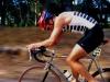 Widoff finds a rhythm on the bike