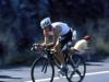 Tim on the bike