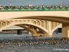 The 2007 Ironman Arizona gets underway
