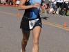 Kelly Lear Kaul runs to 2nd overall