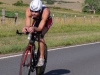 After winning the swim prime, Tim O\'Donnell did the same for the bike prime
