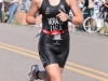 Bryn Morales finished seventh overall in the women\'s race