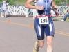Matt Smith run to the finish