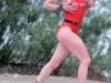 Women\'s winner, Amber Rydholm