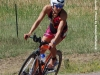 Angela Naeth on the bike