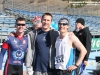 Chris Reith, Anthony Chiaro and John Lohr took top honors in the men\'s relay division.
