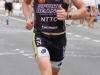 Ben Hoffman runs to a 9:03:29 finish