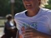 PJ Lahn of Boulder runs to the finish