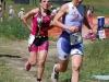 Top two women on the run, Smith and Tarkington
