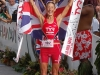 Chrissie Wellington, Ironman World Champion