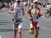 Craig Alexander on the run