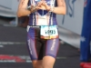 Danielle Kehoe at the finish