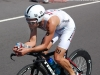 Joe Gambles on the bike