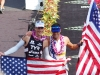 Andy Potts and Timothy O\'Donnell in Kona
