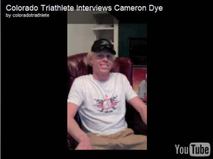 Interview with Boulder Pro Cameron Dye