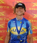 XTERRA South Central Champion