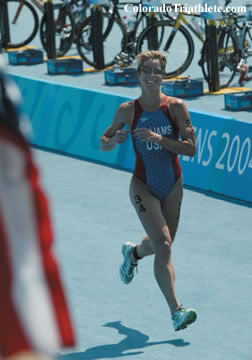 Williams - Photo by Jay Prasuhn of Triathlete magazine