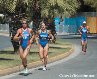 US Women - Photo by Jay Prasuhn of Triathlete magazine
