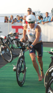 Boulder's Bennetts Rule the Day at the Inaugural Ironman 70.3 Raleigh