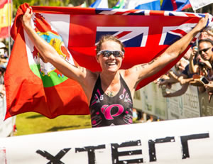 Flora Duffy wins XTERRA World Championship