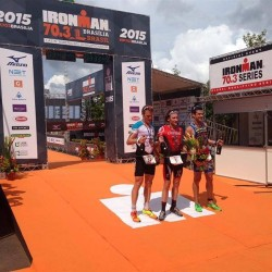 Boulderites go 1-2-3 in Brazil (Photo by Ironman)