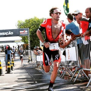 Tim Don wins Ironman 70.3 Brazil (Photo by Ironman)