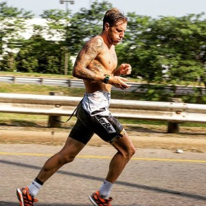Baucco wins Cleveland Triathlon