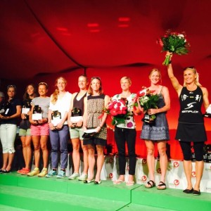 Top 10 Women in Roth (photo by Challenge)
