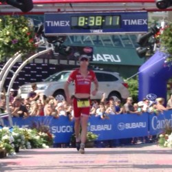 Ambrose finishes third in Mont-Tremblant (photo by Emfit QS)