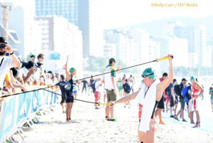 Findlay in Rio (photo Delly Car / ITU Media)