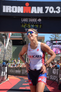 Colorado's Lindquist, Wieck Post Wins at Ironman Lake Tahoe