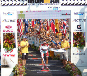 O'Donnell Third, Potts Fourth, Butterfield Fifth at Ironman World Championship; Joyce and Blatchford Take Second, Third in Women's Race